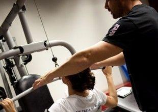 Egas Moniz gym: personal training